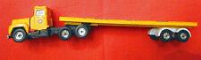 Vendo automobilina car toy CORGI TOYS major MACK TRUCK made in gt britain giallo