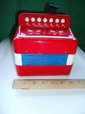 Schylling Kids Toy Accordion - Good Cond Fun, Sounds Great & Works Good.