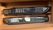 Ford Focus Mk2 05-08 Pre-facelift smoked full LED rear lights - plug and play