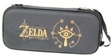 Zipper Bag Carrying Case With Handle For Nintendo Switch Console Joy-Con Zelda
