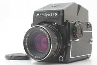 Late Model【NEAR MINT】 Mamiya M645 1000S Film Camera Sekor C 80mm f2.8 Lens JAPAN