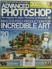 Advanced Photoshop UK Issue 139 Master Post Production Editing FREE SHIPPING sb