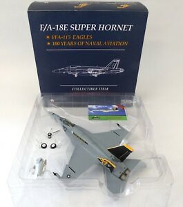 Witty Wings 1:72 F/A-18E Super Hornet VFA-115 Eagles US Navy - Avion Militaire