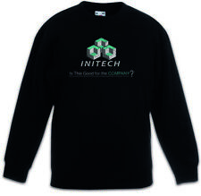 INITECH Kids Boys Girls Pullover Is this good for the Sign Office Logo Company