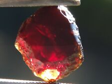 Natural Rough 8.ct Australian Garnet