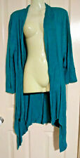 Willi Smith Size XL Long Line Cardigan
