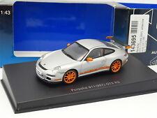 Auto Art 1/43 - Porsche 911 997 GT3 RS Silver