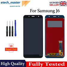 For Samsung Galaxy J6 2018 SM-J600F LCD Touch Screen Digitizer Display Black UK