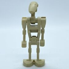 Genuine Lego Battle Droid Minifigure (Used - Star Wars - SW0001C)