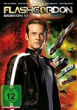 3 DVDs *  FLASH GORDON - Season 1.1 - Folgen 01-10 - Eric Johnson  # NEU OVP %