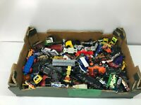 vintage box of diecast cars Spares or repair