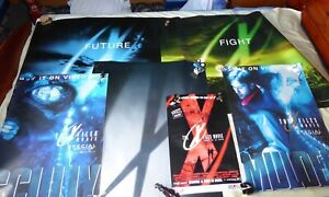 X-Files 6 Movie Posters