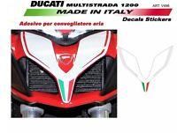 Adesivi Ducati Multistrada 950 - 1200 anno 2015/2017