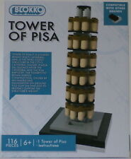 Tower of Pisa (Blokko,) New In Box