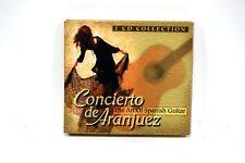 Concierto de Aranjuez: The Art of Spanish Guitar (CD, 2000, 2 Discs, Delta)