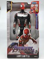 Spider man  Avengers: End Game Titan Hero Power Spider man  figure toy AU 30cm t