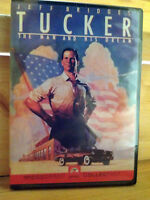 Tucker: The Man and His Dream, NTSC / RARE / Region 1 / FACTORY SEALED