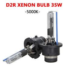 2X D2R 35W Xenon HID Headlight Kit 5000K Conversion Replacement Light Lamp Bulbs