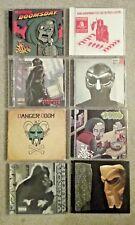 MF DOOM lot 8 CD's King Geedorah Viktor Vaughn Madvillain Danger Doom