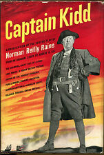 Captain Kidd by Norman Reilly Raine-Photoplay Ed. in DJ-1945-Charles Laughton