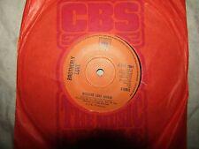 BROTHERLY LOVE WEEKEND LOVE AFFAIR cbs 2004  .......  pop '70's 45 rpm