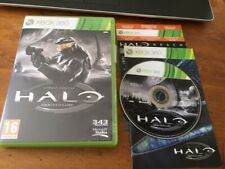 Halo Anniversary Combat Evolved Xbox 360 complete with instructions
