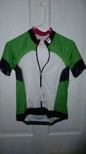 Specialized women's SL pro cycling bike jersey. MEDIUM