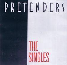 CD musicale-Pretenders-The Singles