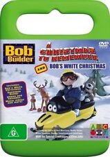 Bob The Builder A Christmas To Remember & Bob's White DVD - Region 4 *FREE POST*