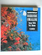 Greenpeace Barriere Coralline Susan Wells Calderini 1993
