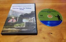 Figuring Out Fly Fishing: Trout (DVD) Rhey Plumley Sheila Reid hobby sport RARE