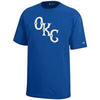 "Gear For Sports  Oklahoma City Dodgers MILB Men's ""OKC"" Tee All Sizes"