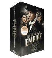 Boardwalk Empire The Complete Series DVD seasons1-5 Box Set ,FREE SHIPPING,NEW!