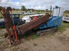 American Boring Directional Drill Rig 4 cyl Yanmar Turbo Diesel NEEDS HYD HOSES