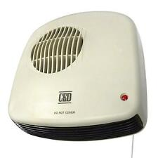 CED 2.4KW Bathroom Fan Heater  Down Flow 2400W Pull Cord Wall Mounted BFH24P