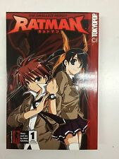 Ratman 1 Book  (2010, Paperback)