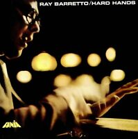 Ray Barretto	Hard Hands  Brand New Factory Sealed Vinyl LP