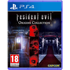 Resident Evil Origins Collection Video Game For Sony PS4 Games Console Sealed