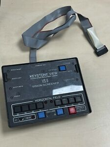 Keystone Vision Screener VS II remote