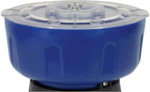 Replacement Bowl Lid & Hardw fits Frankford Arsenal Quick-N-EZ Vibratory Tumbler