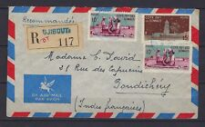 Somali Coast three (3) gorgeous mid-20th Century covers