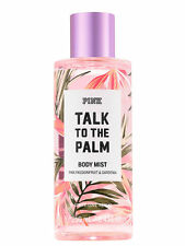 Victoria's Secret Pink New! Talk To The Palm Body Mist 250ml