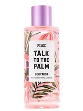 Victoria's Secret Pink Nuevo! hablar con el cuerpo de Palma Mist 250ml