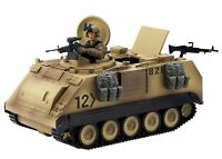 Blue Box Toys The Elite Force M113 Desert Armored Military Vehicle