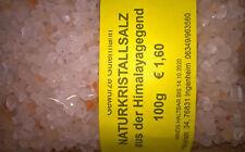 Naturkristallsalz aus der Himalayagegend -OHNE ZUSATZSTOFFE- Gewürze Gütermann
