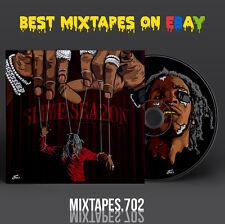 Young Thug - Slime Season 2 Mixtape (Full CD Art/Front/Back Cover)