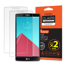 Spigen LG G4 [GLAS t R SLIM] Glass Screen Protector - 2PK - SUPER PRICE !