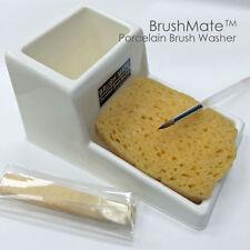 Brush Mate - Dental Porcelain Brush Washer For Your Dental Lab Ceramist