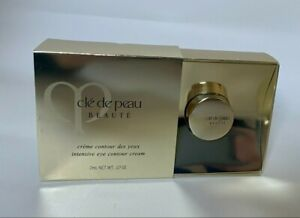 Cle de Peau Intensive Eye Contour Cream  Sample 2ml / 0.07oz New in Box