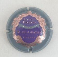 capsule champagne GRATIEN alfred n°12 cuvée paradis